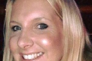 Helen Hancock (nee Almey), 39, from Duffield,