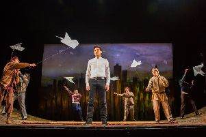 The Kite Runner on stage