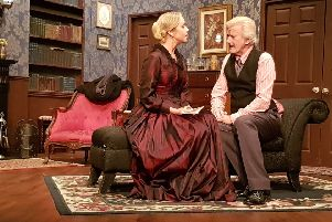 Gaslight at the Pomegranate Theatre, Chesterfield, from August 14 to 18.