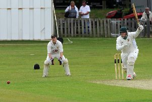 Runs for skipper Tom Roe were not enough to save Duffield.