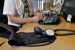 Doctors have signed off thousands of fit notes in the last year. Photo: PA/Anthony Devlin