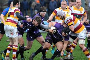Fylde's defence was put to the test in seeing off Leicester Lions