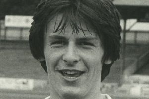 Mick Kennedy in his playing days. Picture: Johnny Meynell