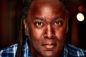 Reginald D Hunter is live in Lincoln this summer