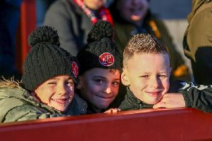 Fleetwood Town FC are offering local youth teams free tickets to the Gillingham match on March 2