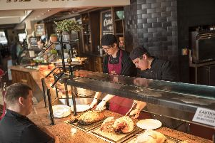 Cut-price carveries will save on food waste at Greene King restaurants