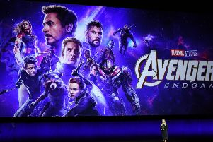 Avengers: Endgame. Photo credit: VALERIE MACON/AFP/Getty Images