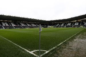 The odds are against Derby County winning the play-offs.