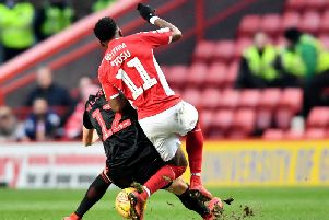 It was 1-1 the last time the two sides met at The Valley in January.