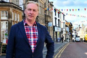 Kevin Horkin MBE says more needs to be done to protects residents and traders from criminals