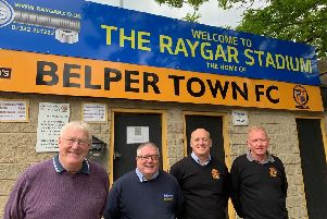 David Laughlin (MD), Ray Garlick, Ian Woodward (Chairman), Andy Carter (Director)
