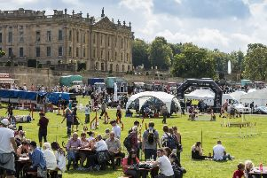 Chatsworth Country Fair. Photo by Shoot-Lifestyle.co.uk