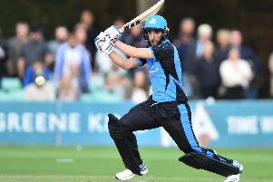 Wayne Parnell hit a decisive innings to sink Derbyshire.