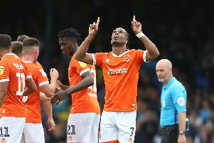 Delfouneso netted a brace in Saturday's 3-1 win at Southend