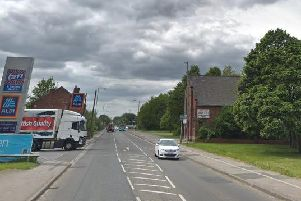 Wakefield Road in Featherstone (Google Maps)