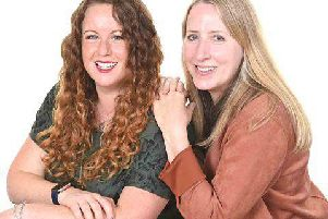 Gemma Ray and Nicola Adam, Grin and Tonic:  BBC Radio  Lancashire Sundays 4-6PM