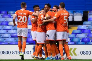 Blackpool take on the Imps on Friday night
