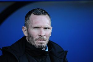 Imps boss Michael Appleton