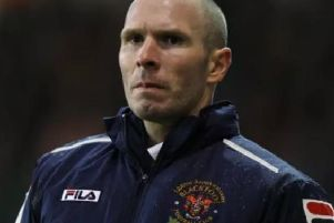 Michael Appleton takes charge of his first Lincoln game at Bloomfield Road tomorrow night