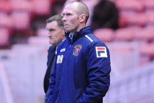 Former Blackpool boss Michael Appleton is now in charge at Lincoln City