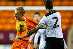 Ewan Bange scored twice for Blackpool's reserves in their midweek victory