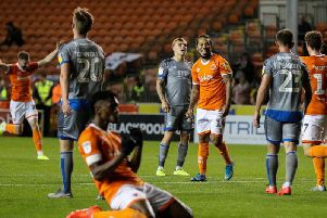 Armand Gnanduillet celebrates Sean Scannell's early opener