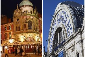 Blackpool's Winter Gardens and the Grand Theatre awarded 600,000 in funding from Historic England