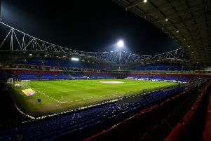 The University of Bolton Stadium is the venue for tonight's clash