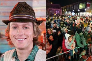 CBeebies star Mr Bloom will take centre stage at Trinity Walk's Christmas lights switch on this year.