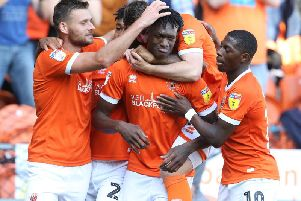 The Seasiders take on Rotherham United at Bloomfield Road this weekend