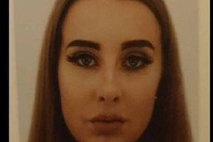 Gabriella Rollings was last seen in the Gloucester Drive area on Friday, October 11 around 5pm.