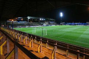 Brunton Park is the venue for tonight's game