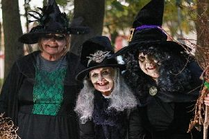 Witches in the park