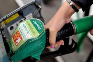 Asda is to cut its fuel prices amid claims that retailers are failing to pass on reduced wholesale costs. The supermarket giant said it will reduce the cost of diesel by 3p per litre and petrol by 2p per litre on Thursday. PRESS ASSOCIATION Photo. Issue date: Thursday October 17, 2019. That means drivers using an Asda filling station will pay no more than 121.7p per litre for petrol and 125.7p per litre for diesel. See PA story TRANSPORT Fuel. Photo credit should read: Nick Ansell/PA Wire