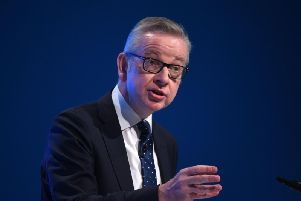 "File photo dated 29/09/19 of Michael Gove, has said the Government's Operation Yellowhammer contingency plan to handle a no-deal Brexit is being ""triggered"" (Photo: Stefan Rousseau/PA Wire)"