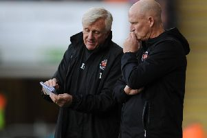 There was no overnight quick-fix for Blackpool boss Simon Grayson and his assistant Ian Miller