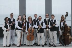 The musicians will play the traditional New Year's Day concert