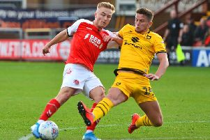 Kyle Dempsey has turned his Fleetwood Town career around this season