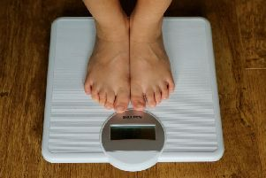 Six per cent were considered severely obese