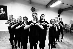 Cast of Lytham Academy of Theatre Arts, Legally Blonde