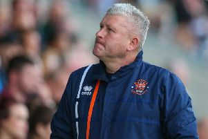 Terry McPhillips led Blackpool to a 10th-placed finish in League One last season