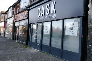 The CASK micropub in Blackpool is set to open.