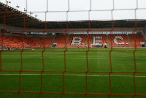 We have two pairs of tickets to give away for Blackpool's next League One game at Bloomfield Road