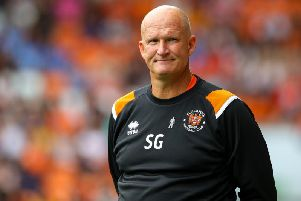 Simon Grayson wants Blackpool to return to League One action next weekend buoyed by three successive wins