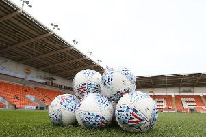 Morecambe are today's visitors to Bloomfield Road