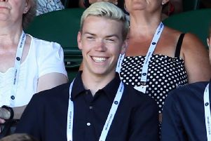 Will Poulter who is coming to Blackpool