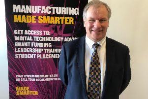Alain Dilworth of Made Smarter