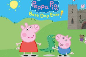 Peppa Pig's Best Day Ever! is coming Blackpool for a brand new adventure