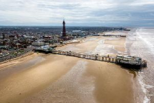 The weather in Blackpool this weekend is set to be a mixed bag, with sunshine, cloud and cooler temperatures predicted.