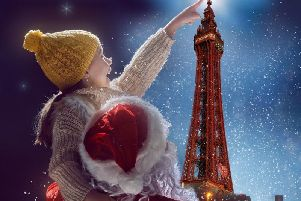 These are some of the many Christmas shows, events and entertainment taking place in Blackpool this festive season